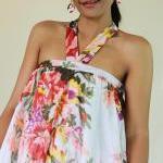 Floral Maxi Dress Party Bridesmaid ..