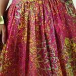 Peacock Maxi Skirt : Feel Good Coll..