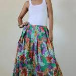Floral Maxi Skirt : Feel Good Colle..