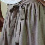 Denim Maxi Skirt : Urban Chic Colle..
