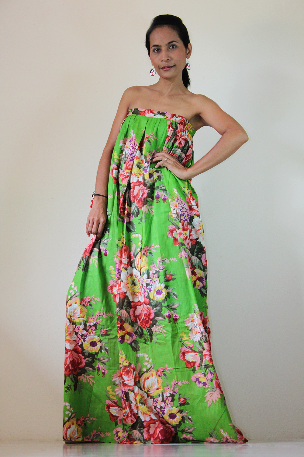 floral maxi dress for wedding green maxi dress floral bridesmaid stylish 4111